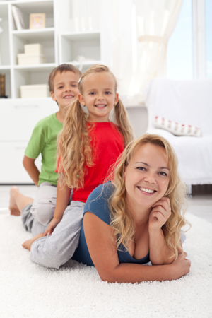 Carpet and tile cleaning services Oakville