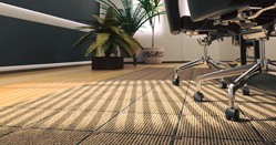 SteamWorks commercial carpet cleaning for businesses in Mississauga, Oakville, Burlington and the Greater Toronto Area Canada