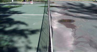 tennis court cleaning Mississauga, Oakville